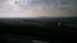 Grand Cru Champagne Hills from Hautvillers