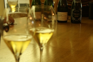 Tarlant Champagnes...a great focus.