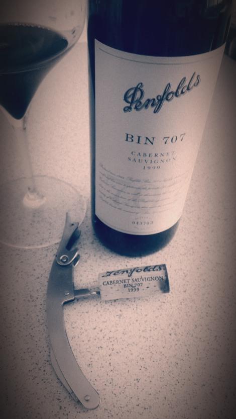 Older wine demands classier photography
