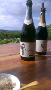 Lowe Wines Sparkling Red & White...history aplenty