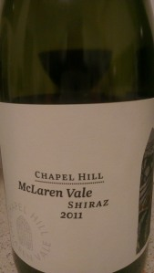 Is it Shiraz? or a something that hides in the shadows?