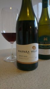 Waipara..not to be confused with Wairarapa..