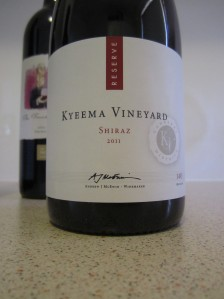 Serious, but medium bodied, is this the future of Australian Shiraz?