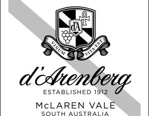 d'Arenberg crest_logo_stripe_mono