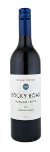2013 Rocky Road range Cab Merlot