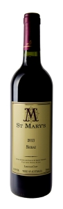 st Marys shiraz